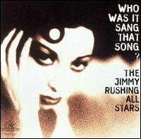 Who Was It Sang That Song? von Jimmy Rushing