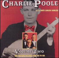 Charlie Poole & the North Carolina Ramblers, Vol. 2: Old Time Songs Recorded from 1926 von Charlie Poole