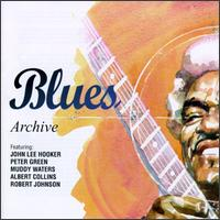Blues Archive von Various Artists