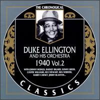 1940, Vol. 2 von Duke Ellington