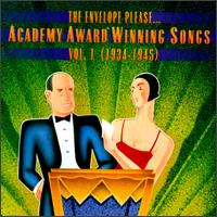 Academy Award Winning Songs, Vol. 1 (1934-1945) von Various Artists