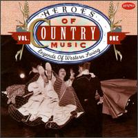 Heroes of Country Music, Vol. 1: Legends of Western Swing von Various Artists
