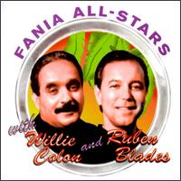 Fania All-Stars with Willie Colon & Ruben Blades von Fania All-Stars