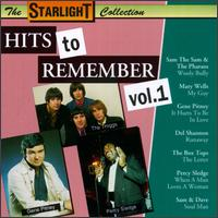 Hits to Remember, Vol. 1 von Various Artists