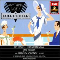 Anything Goes (First Recording of the Original 1934 Version) von Cole Porter