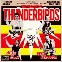 Fabulous Thunderbirds von The Fabulous Thunderbirds