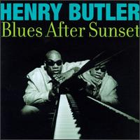 Blues After Sunset von Henry Butler