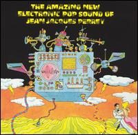 Amazing New Electronic Pop Sound of Jean Jacques Perrey von Jean-Jacques Perrey