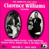 Complete Sessions, Vol. 2 (1923-1931) von Clarence Williams