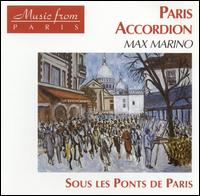 Paris Accordion von Max Marino
