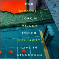 Live in Stockholm von Red Mitchell