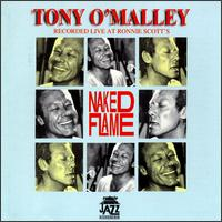Naked Flame von Tony O'Malley