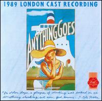 Anything Goes [1989 London Revival Cast] von Cole Porter