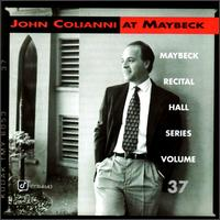 Maybeck Recital Hall Series, Vol. 37 von John Colianni