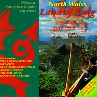 North Wales: Land of Song von Bill Garden