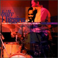 Once More von Billy Higgins