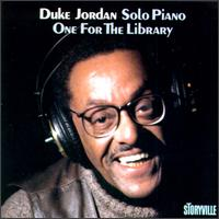 One for the Library von Duke Jordan