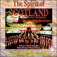Spirit of Scotland [Spirit] von The Lowland Band