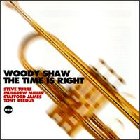 Time Is Right von Woody Shaw