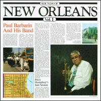 Sounds of New Orleans, Vol. 1: Paul Barbarin & His Band/Percy Humphrey's Jam Session von Paul Barbarin