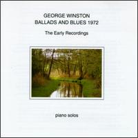 Ballads and Blues 1972 von George Winston