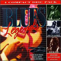 Blues Legends [Castle] von Various Artists