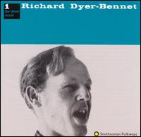Dyer-Bennet, Vol. 1 von Richard Dyer-Bennett