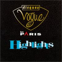 Disques Vogue in Paris Highlights von Various Artists