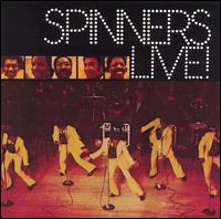 Live! von The Spinners