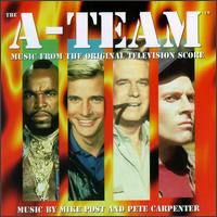 A-Team [Original Television Score/Soundtrack] von Mike Post
