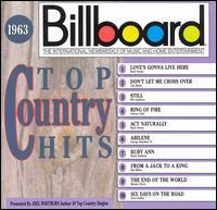 Billboard Top Country Hits: 1963 von Various Artists