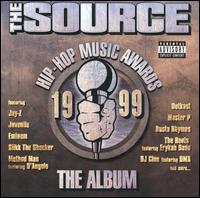 Source Hip-Hop Music Awards 1999 von Various Artists