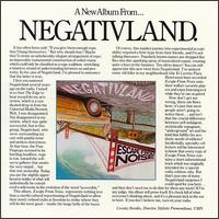 Escape from Noise von Negativland