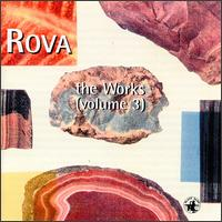 Works, Vol. 3 von Rova