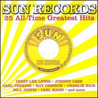 Sun Records: 25 All-Time Greatest Hits von Various Artists