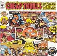 Cheap Thrills [Bonus Tracks] von Big Brother & the Holding Company