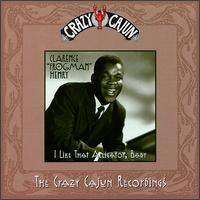 "I Like That Alligator, Baby: The Crazy Cajun Recordings von Clarence ""Frogman"" Henry"