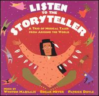 Listen to the Storyteller: A Trio of Musical Tales from Around the World von Orchestra of St. Luke's