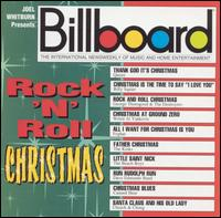 Billboard Rock & Roll Christmas von Various Artists