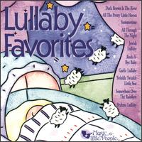Lullaby Favorites: Music for Little People von Tina Malia