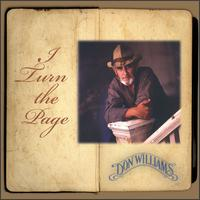 I Turn the Page von Don Williams