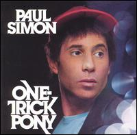 One-Trick Pony von Paul Simon