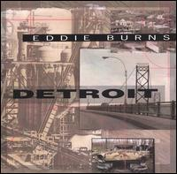 "Detroit von Eddie ""Guitar"" Burns"