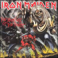 Number of the Beast von Iron Maiden