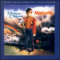 Misplaced Childhood [Bonus CD] von Marillion