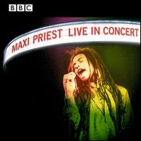 Live in Concert von Maxi Priest