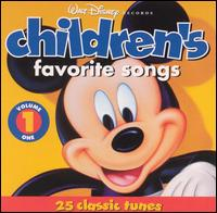 Children's Favorites, Vol. 1 [Disney] von Disney