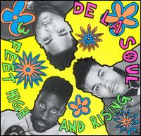3 Feet High and Rising von De La Soul