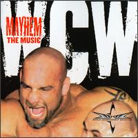 WCW Mayhem: The Music von Various Artists