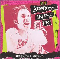 D.I.Y.: Anarchy in the UK: UK Punk I (1976-77) von Various Artists